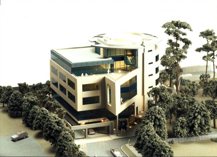 Burton Court Model, Sandyford
