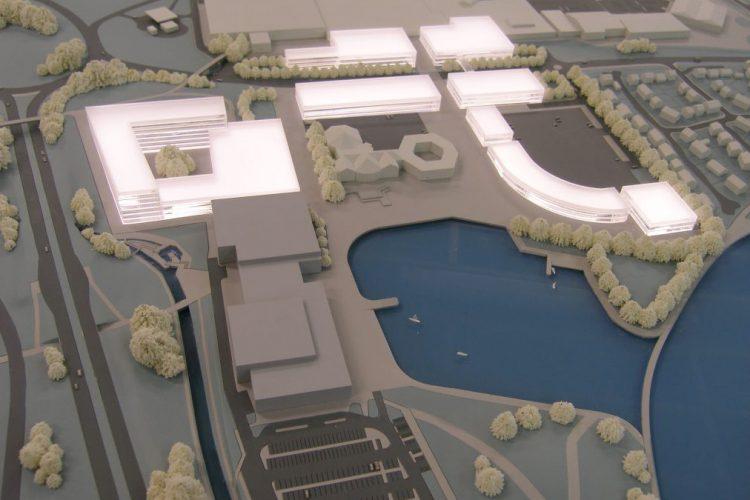 Craigavon Central Model