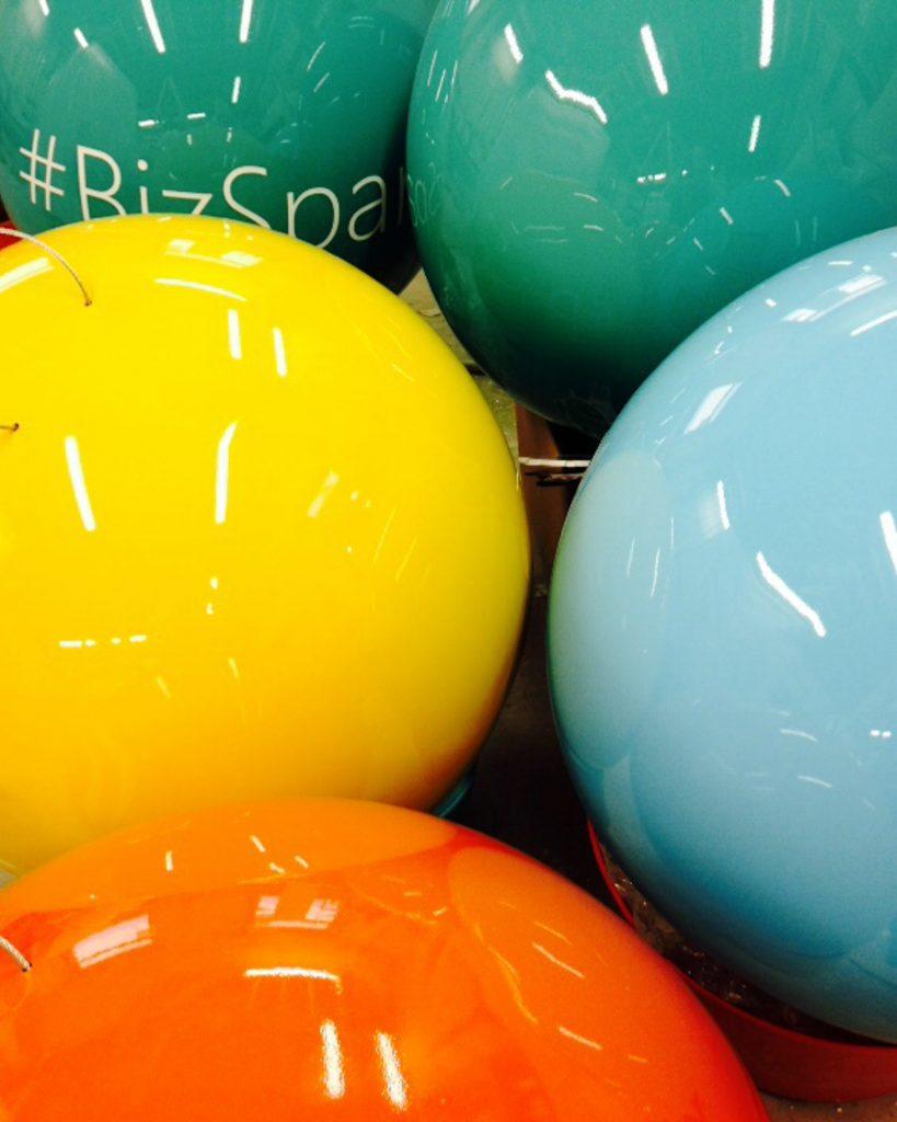 Giant Hot Air Balloon Models