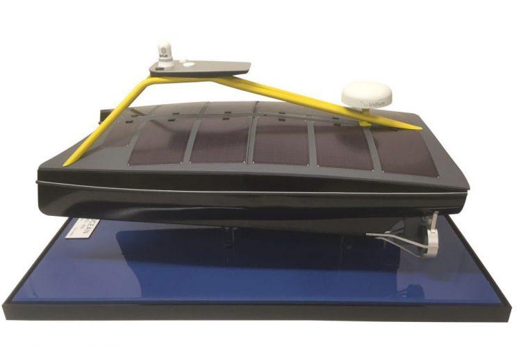 Xocean Unmanned vessel
