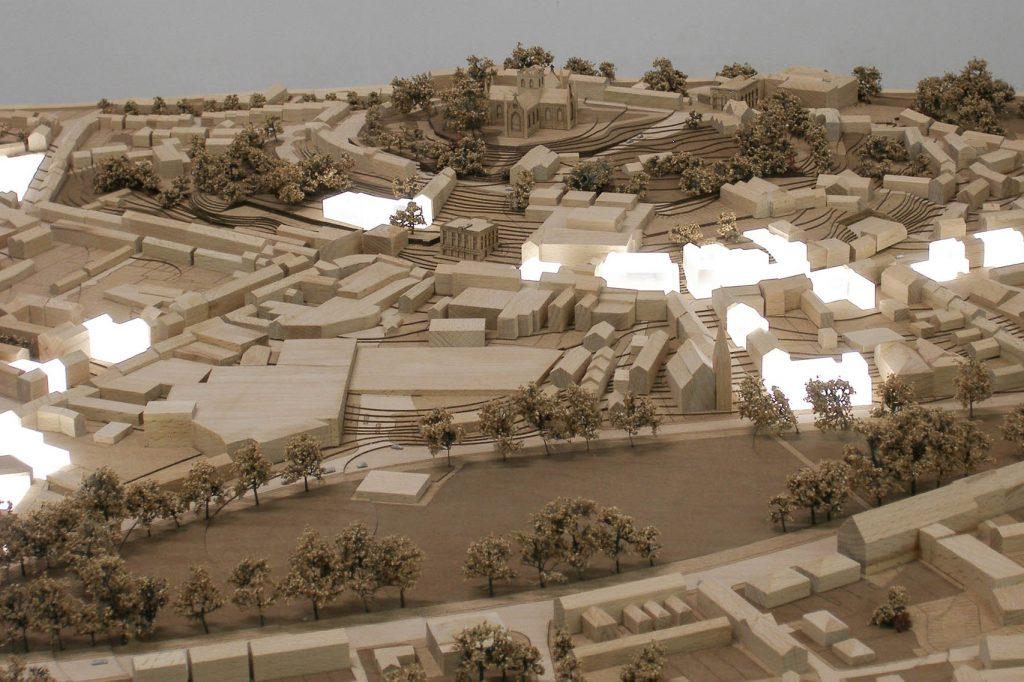 Armagh City Model